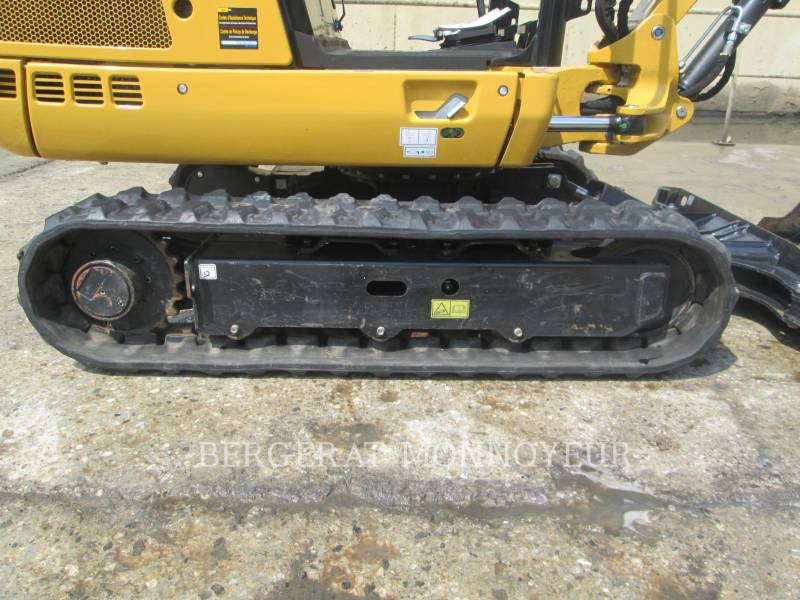 CATERPILLAR KETTEN-HYDRAULIKBAGGER 301.7D equipment  photo 11
