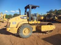 CATERPILLAR COMPACTEUR VIBRANT, MONOCYLINDRE LISSE CS-423E equipment  photo 3