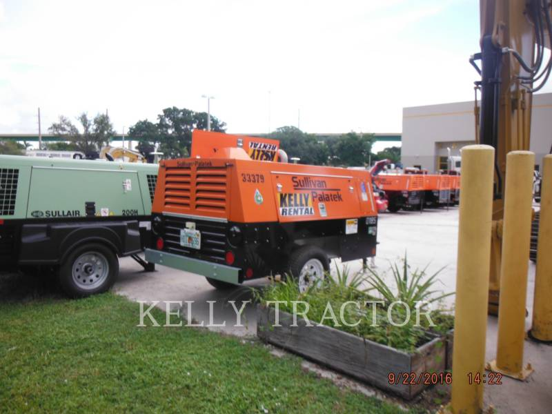 SULLIVAN COMPRESOR DE AIRE D185P DZ equipment  photo 3