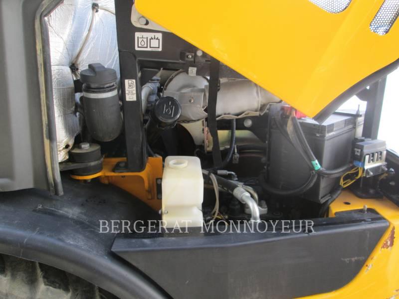 JCB RADLADER/INDUSTRIE-RADLADER 407BT4 equipment  photo 15