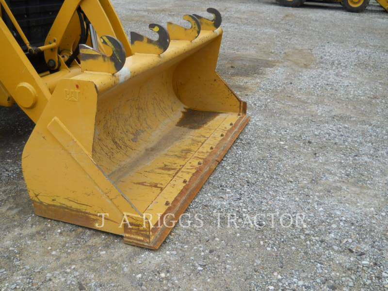 CATERPILLAR BAGGERLADER 415F 4 equipment  photo 10