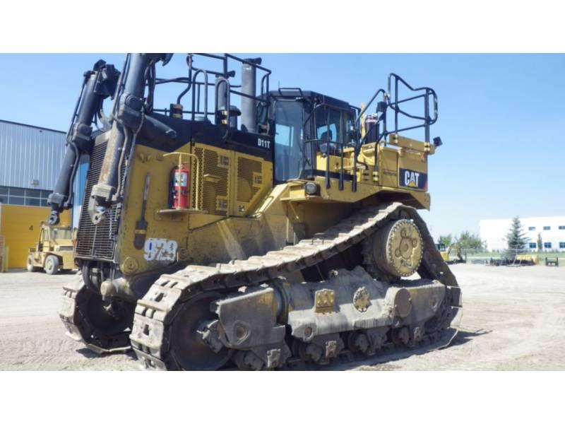 Caterpillar TRACTOARE CU ŞENILE D11T equipment  photo 1