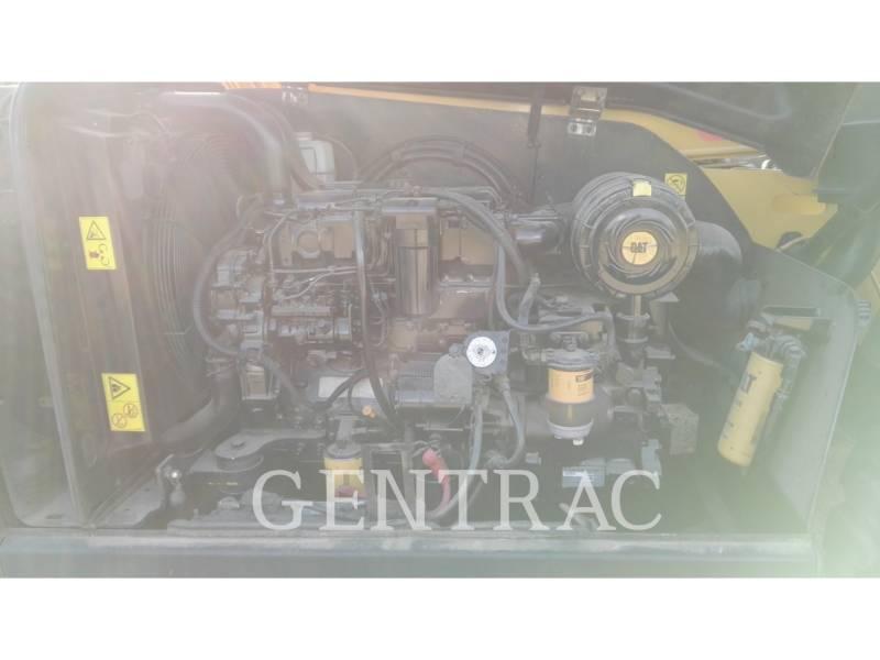 Caterpillar STIVUITOR TELESCOPIC TH406 equipment  photo 18