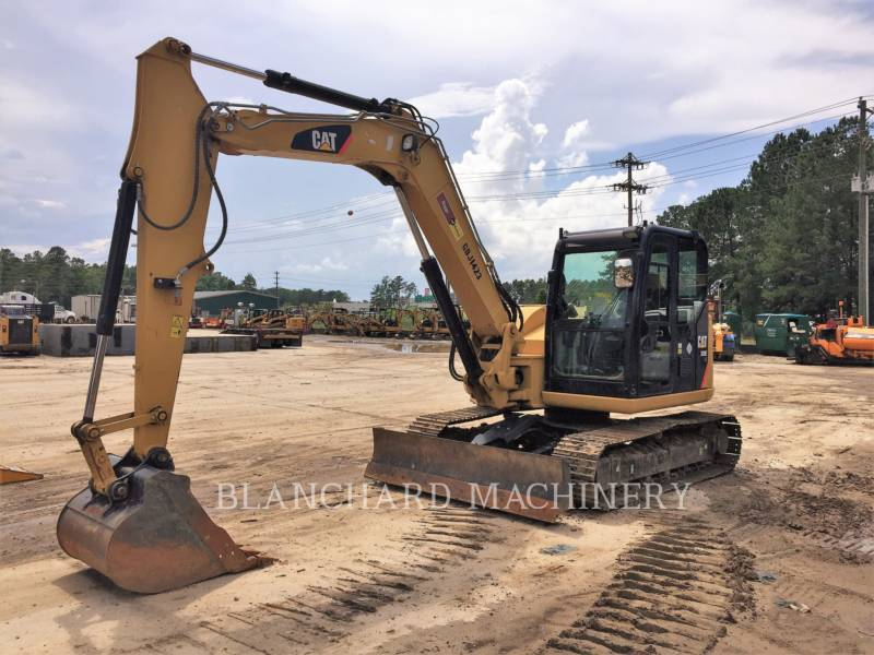 Caterpillar EXCAVATOARE PE ŞENILE 308 E CR SB equipment  photo 1