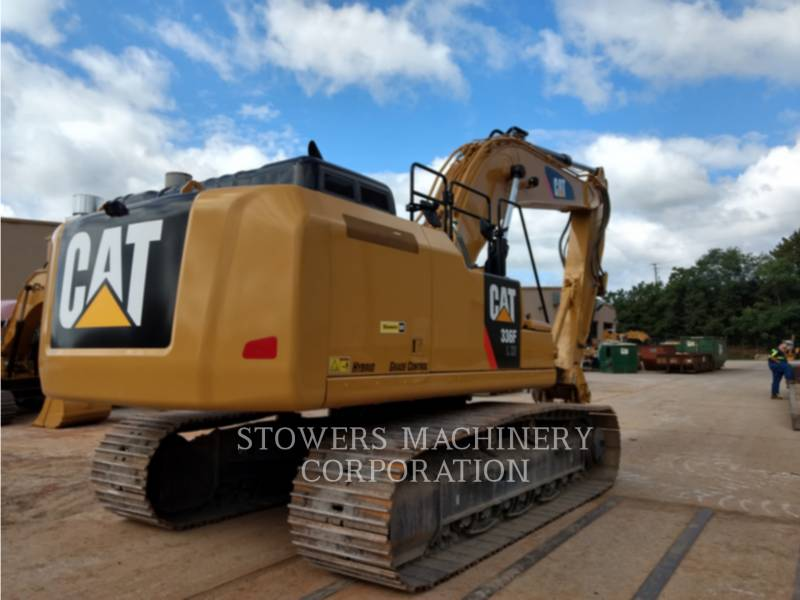 CATERPILLAR EXCAVADORAS DE CADENAS 336FXE equipment  photo 3