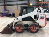 Equipment photo BOBCAT S205 CHARGEURS COMPACTS RIGIDES 1