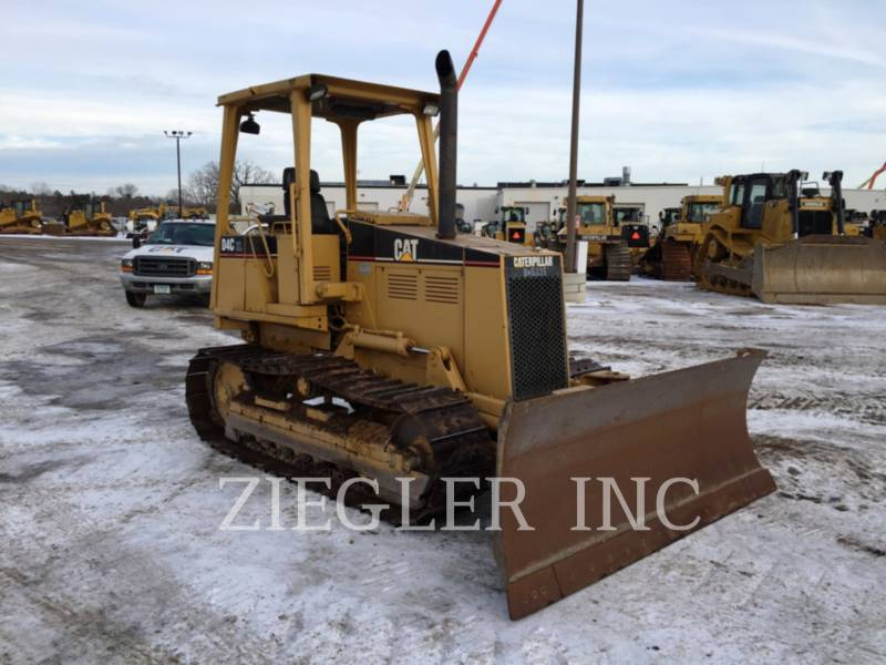 CATERPILLAR TRACTORES DE CADENAS D4CIIIXL equipment  photo 1