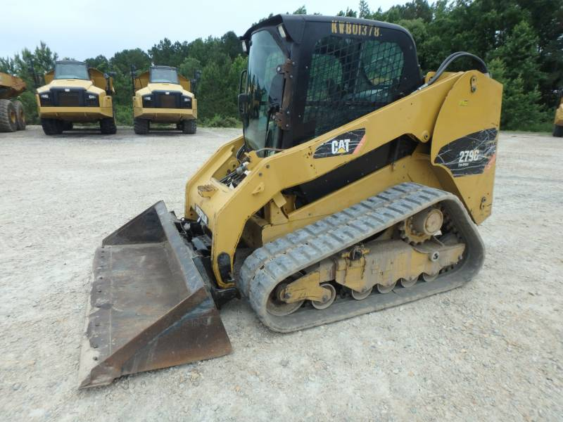 CATERPILLAR MULTI TERRAIN LOADERS 279C2 equipment  photo 1