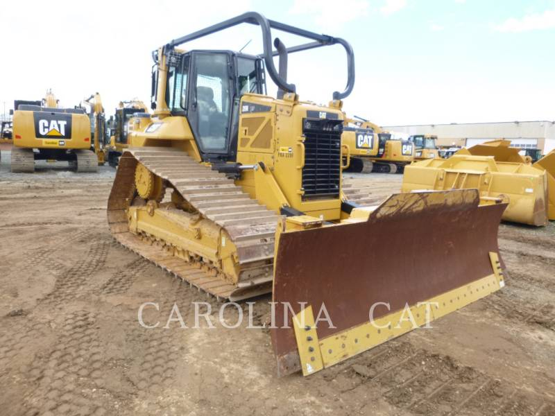 CATERPILLAR TRACK TYPE TRACTORS D6N CB LGP equipment  photo 5