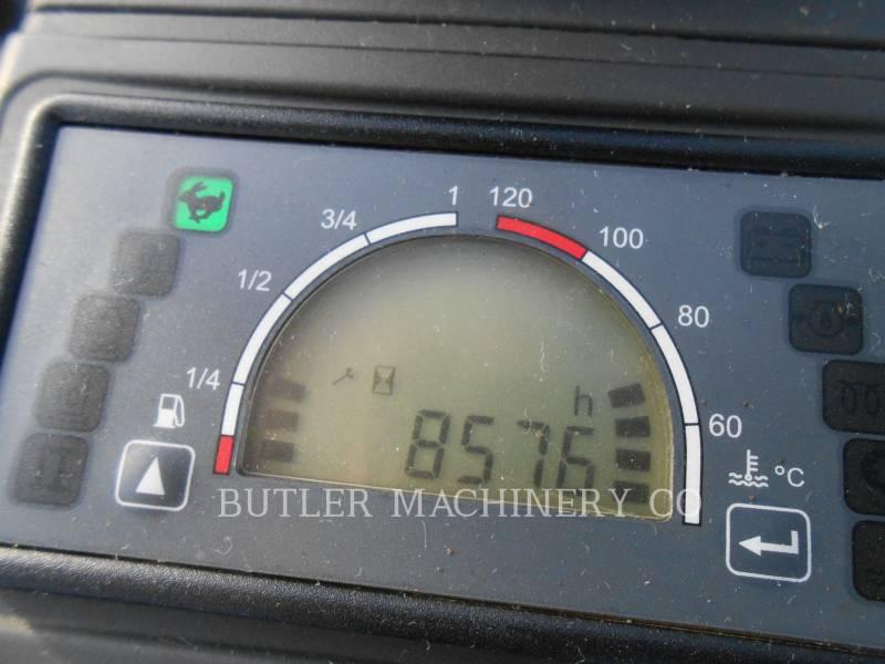CATERPILLAR TRACK EXCAVATORS 301.7DCR equipment  photo 6