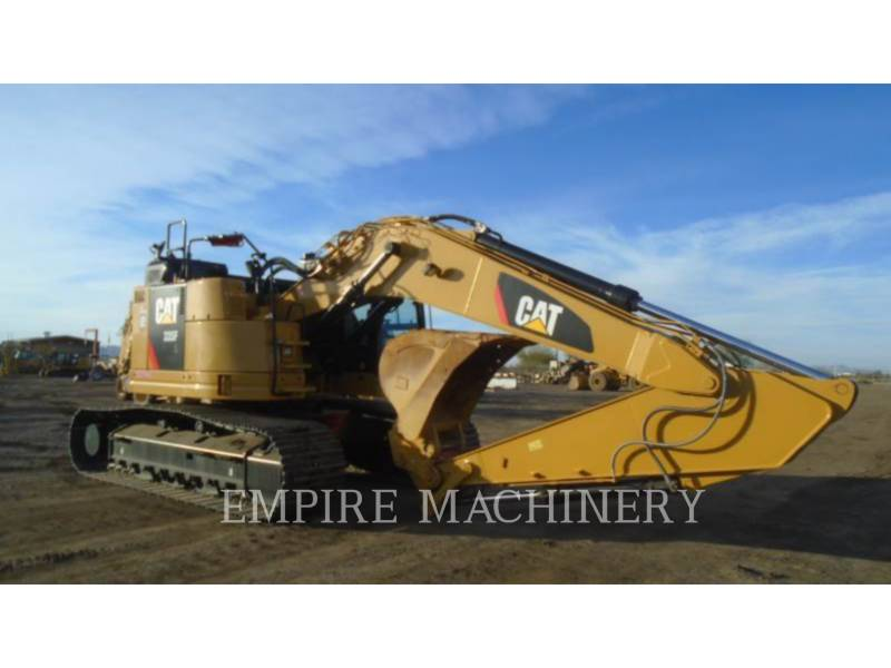 CATERPILLAR KETTEN-HYDRAULIKBAGGER 335FLCR equipment  photo 1