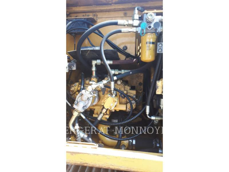 CATERPILLAR KETTEN-HYDRAULIKBAGGER 312CL equipment  photo 14