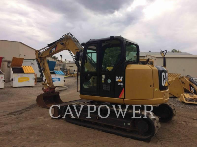 CATERPILLAR トラック油圧ショベル 308ECRSB equipment  photo 4