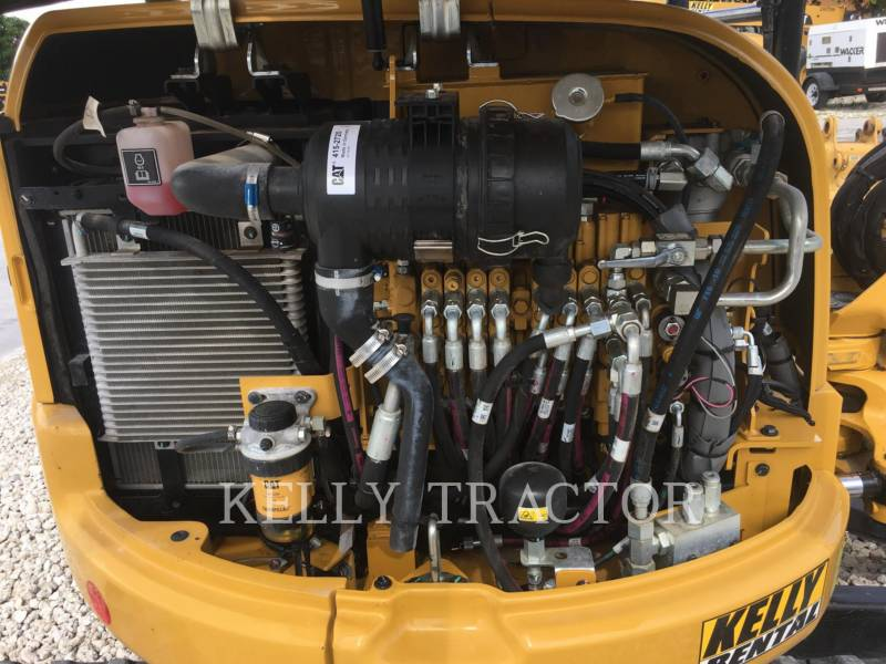 CATERPILLAR EXCAVADORAS DE CADENAS 303.5E2CR equipment  photo 11