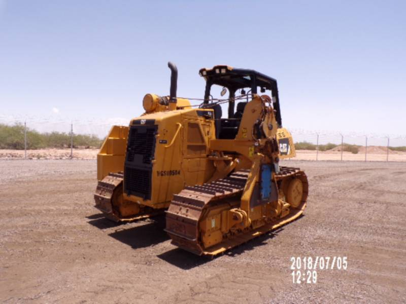 Caterpillar UTILAJE DE INSTALAT CONDUCTE PL61 equipment  photo 1