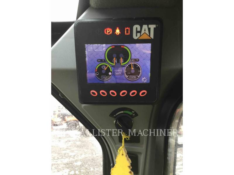 CATERPILLAR CARGADORES MULTITERRENO 289D equipment  photo 17