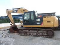 Equipment photo CATERPILLAR 320D2L トラック油圧ショベル 1