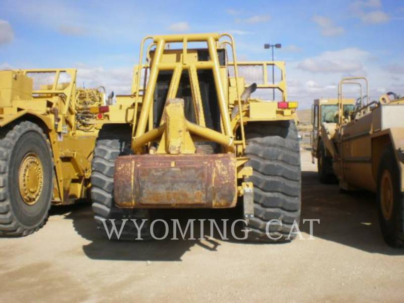 CATERPILLAR WHEEL TRACTOR SCRAPERS 627G equipment  photo 11
