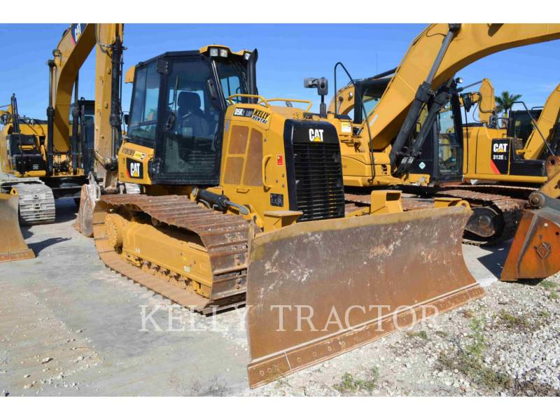 CATERPILLAR ブルドーザ D5K2 LGP equipment  photo 1