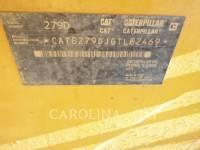 CATERPILLAR TRACK LOADERS 279D equipment  photo 8