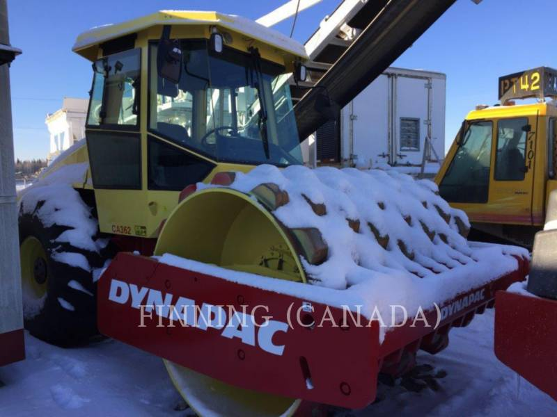 DYNAPAC COMPACTORS CA362PD equipment  photo 1