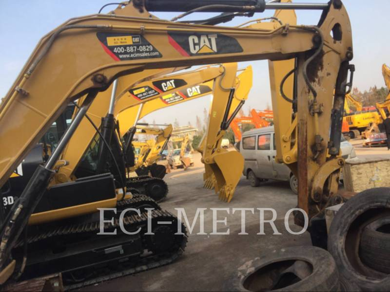 CATERPILLAR KOPARKI GĄSIENICOWE 305.5 E2 CR equipment  photo 9