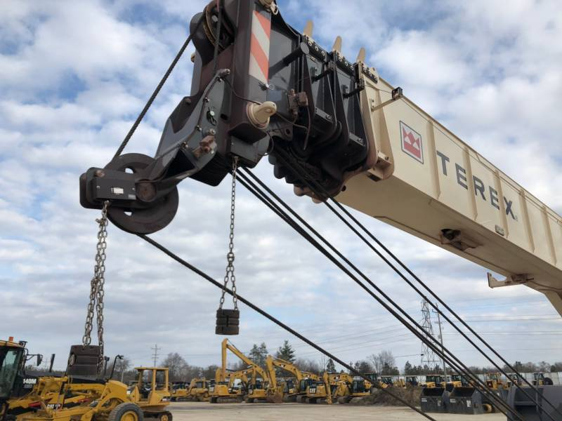 TEREX CORPORATION CRANES RT780 equipment  photo 14