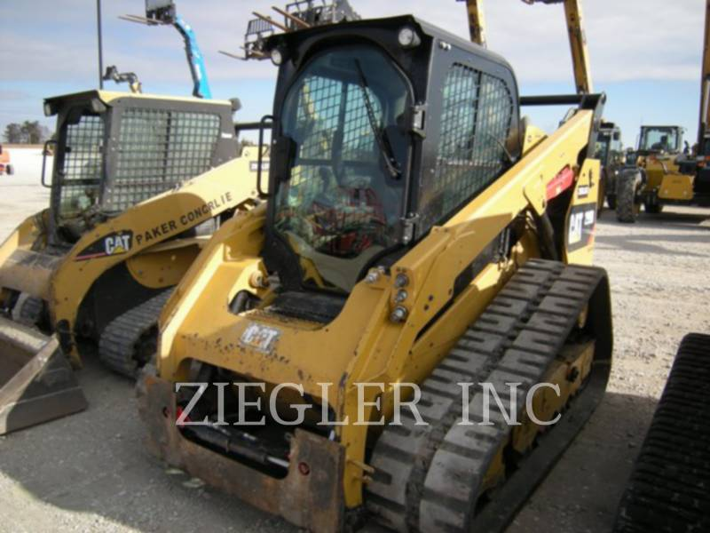CATERPILLAR 多様地形対応ローダ 299D equipment  photo 2