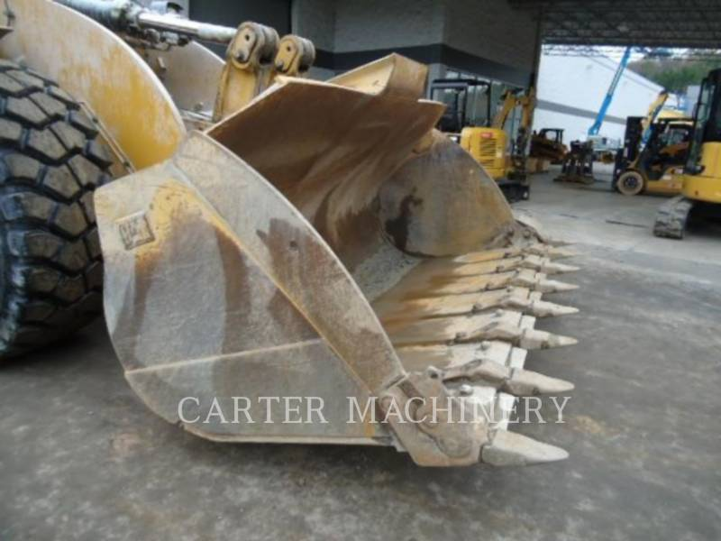 CATERPILLAR WHEEL LOADERS/INTEGRATED TOOLCARRIERS 980M HL equipment  photo 6
