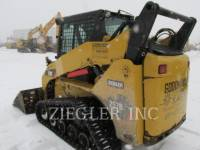 CATERPILLAR CHARGEURS TOUT TERRAIN 257B3 equipment  photo 7