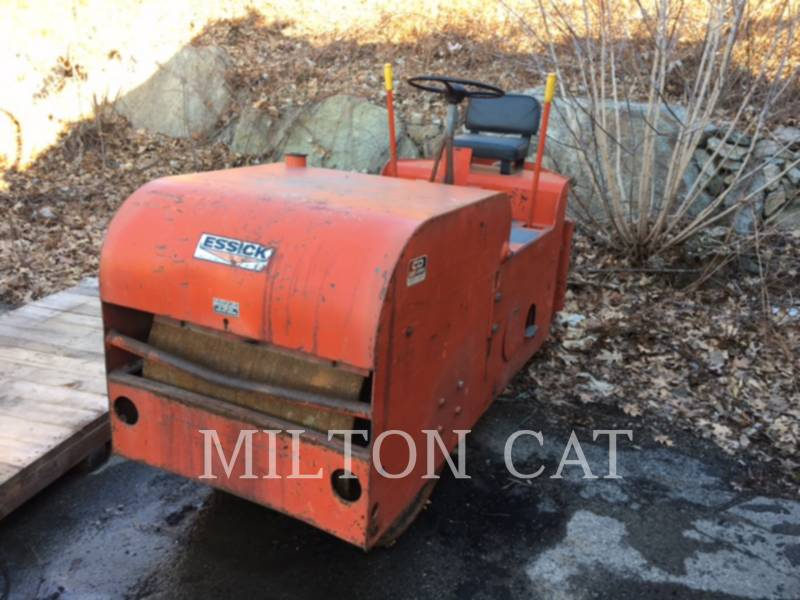 ESSICK COMPACTORS 320 equipment  photo 1
