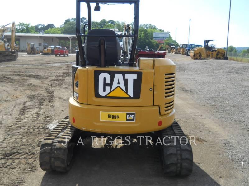 CATERPILLAR TRACK EXCAVATORS 304E equipment  photo 4