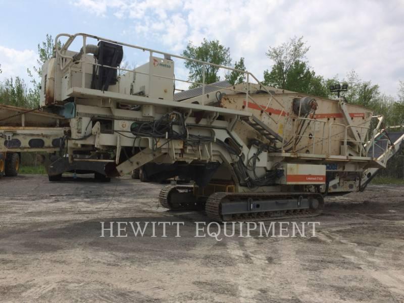 METSO CRIBAS ST620 equipment  photo 1