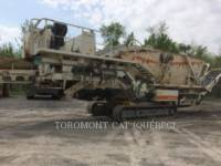 Equipment photo METSO ST620 CRIBLES 1