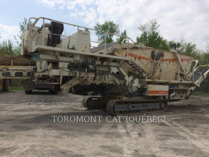 METSO SITE ST620 equipment  photo 1