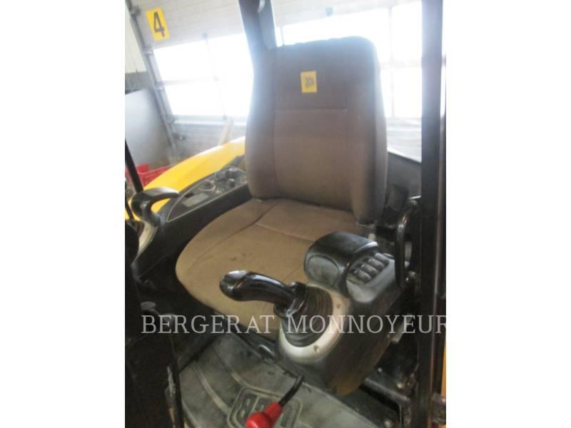 JCB KETTEN-HYDRAULIKBAGGER 8050 equipment  photo 8
