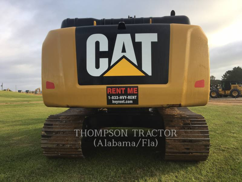 CATERPILLAR TRACK EXCAVATORS 336FL equipment  photo 5