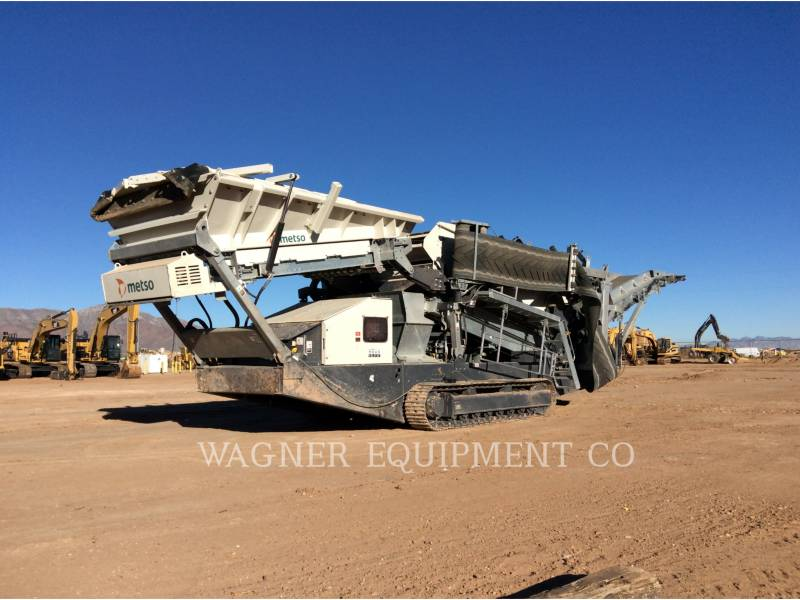 METSO KRUSZARKI ST2.8 equipment  photo 1