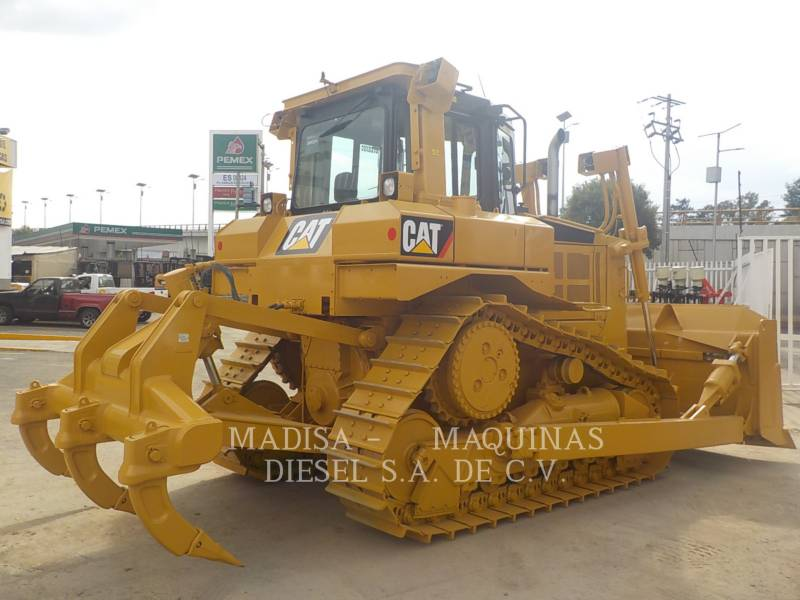 CATERPILLAR TRACTORES DE CADENAS D6T equipment  photo 3