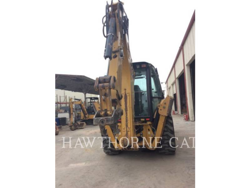 CATERPILLAR RETROEXCAVADORAS CARGADORAS 430F CAB equipment  photo 4