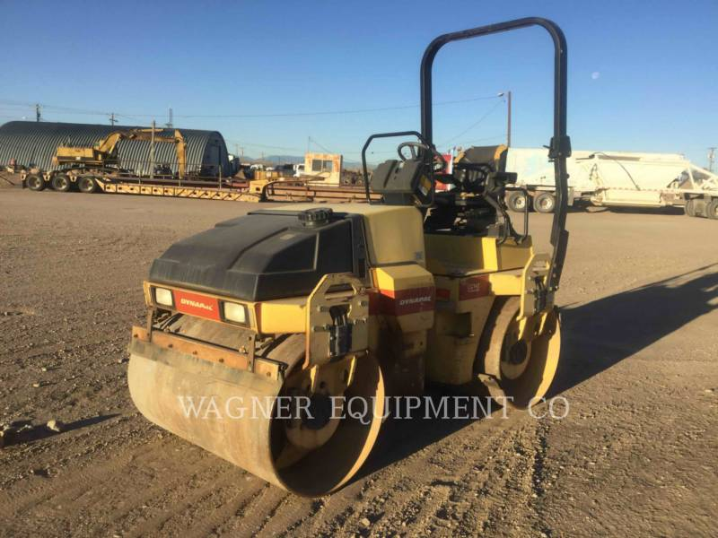 DYNAPAC COMPACTORS CC142 equipment  photo 1