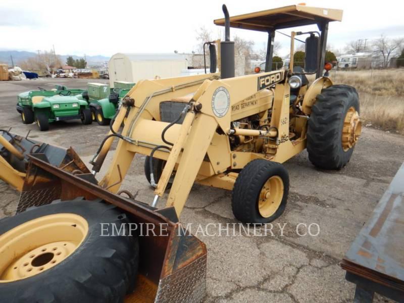 FORD / NEW HOLLAND ŁADOWARKA PRZEMYSŁOWA 345C equipment  photo 1