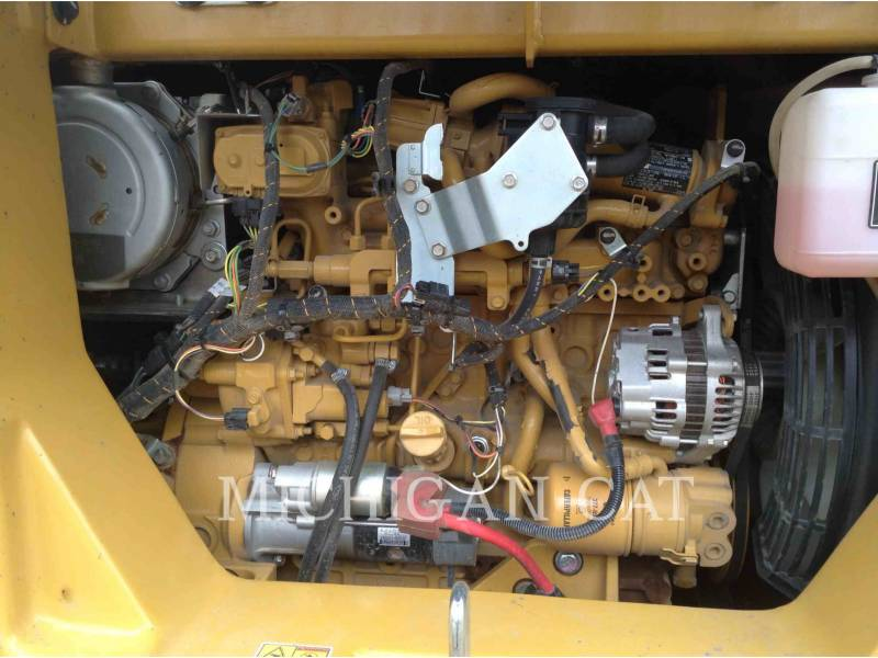 CATERPILLAR EXCAVADORAS DE CADENAS 308E2 TQ+ equipment  photo 4