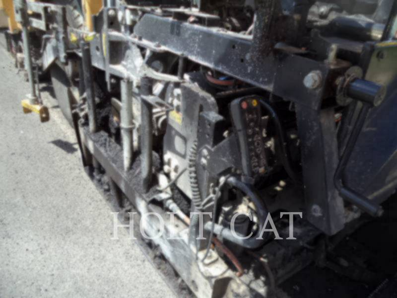 CATERPILLAR FINISSEURS AP1000F equipment  photo 18