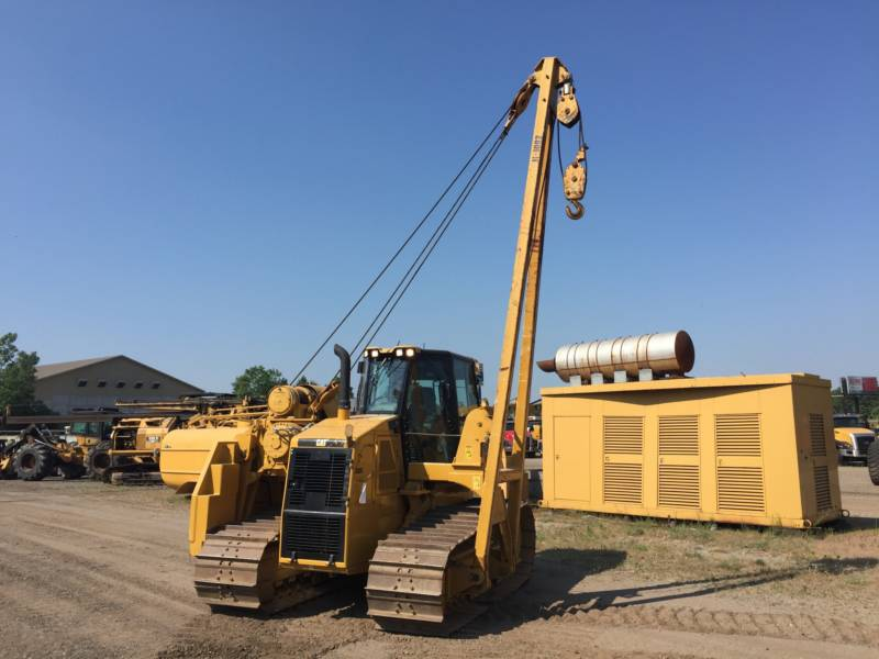 CATERPILLAR ASSENTADORES DE TUBOS PL61 equipment  photo 1