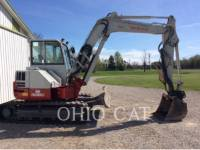 TAKEUCHI MFG. CO. LTD. EXCAVADORAS DE CADENAS TB280FR equipment  photo 4