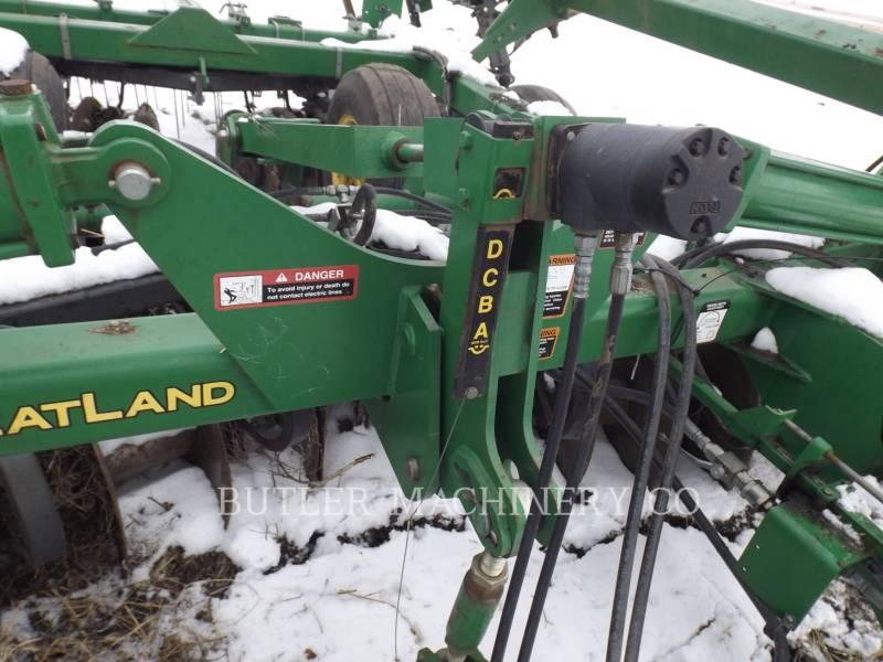 DEERE & CO. AG TILLAGE EQUIPMENT 637 equipment  photo 7