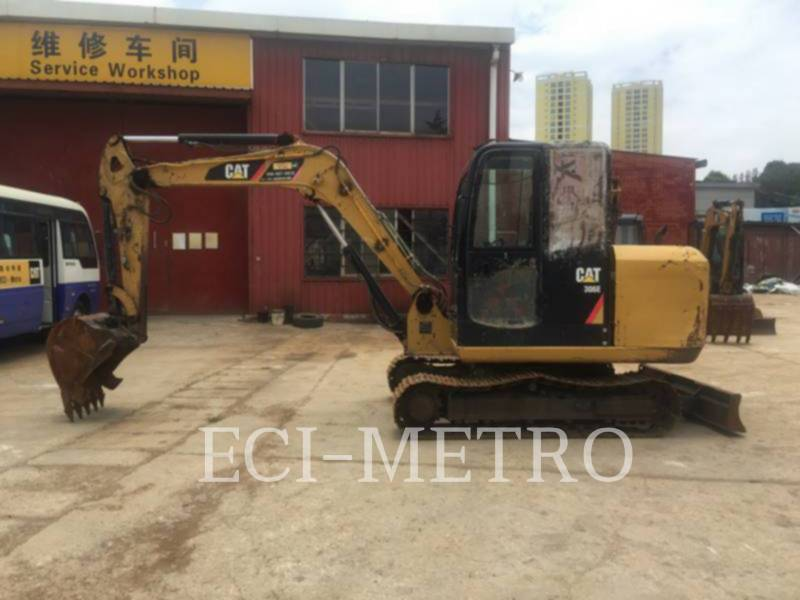 CATERPILLAR TRACK EXCAVATORS 306 E equipment  photo 3