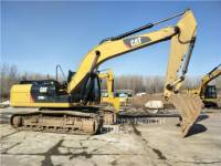 CATERPILLAR PELLES SUR CHAINES 326D2L equipment  photo 1