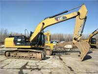Equipment photo CATERPILLAR 326D2L トラック油圧ショベル 1